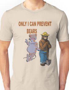 Prevent Bears Unisex T-Shirt