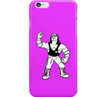 Bret The Hitman Hart iPhone Case/Skin
