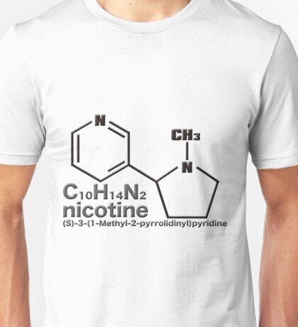 Nicotine Unisex T-Shirt