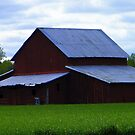 Red Barn by WeeZie