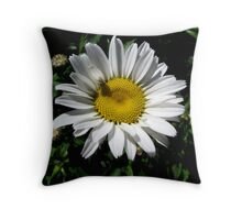 The Perfect Daisy Throw Pillow