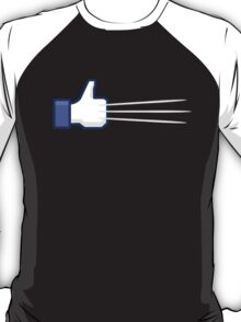 I Like Wolverine T-Shirt