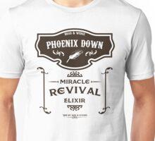 Phoenix Down - Miracle Revival Elixir Unisex T-Shirt