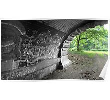 Graffiti Tunnel 2 Poster