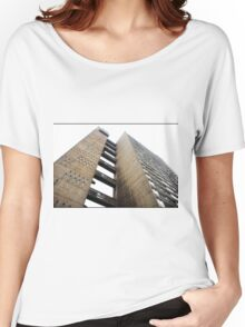 Balfron Tower, Poplar, London Women's Relaxed Fit T-Shirt