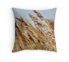 Tall Grass.. Throw Pillow