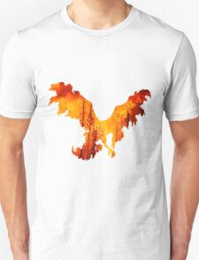 Moltres used heat wave T-Shirt