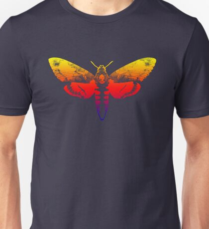 butterfly colored Unisex T-Shirt