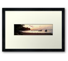 Where I want to retire - Costa Rica Framed Print