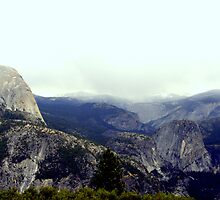 """Yosemite's Grandeur""  by Lynn Bawden"