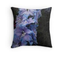 Cascading Beauty Throw Pillow