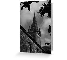 Mither Kirk Greeting Card