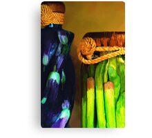 Vegetable Decor Canvas Print