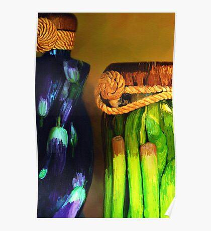 Vegetable Decor Poster