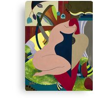 A Shoulder to Cry On no. 3 Canvas Print