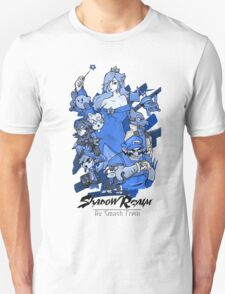 Shadow Realm Blue. T-Shirt