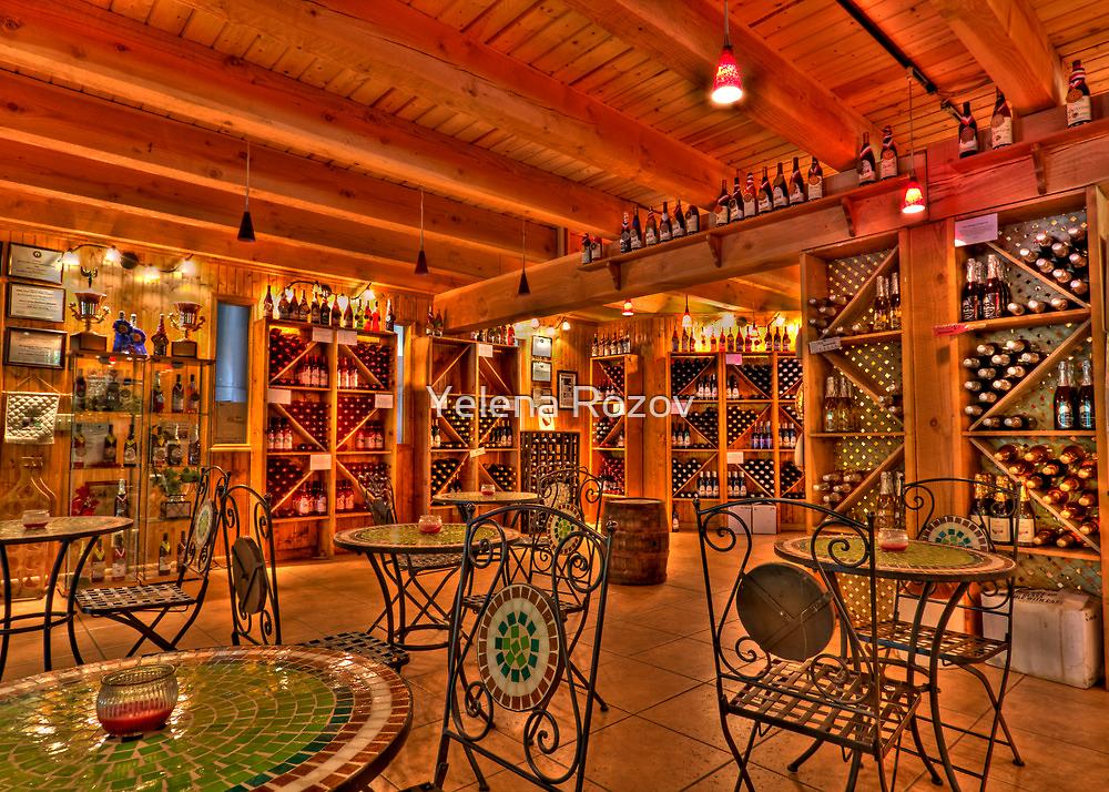 Sorrenti Winery by Yelena Rozov