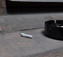 Lvov - Cigarette by Nina Zhiltsova