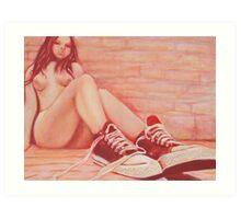 Nice Shoes... Art Print