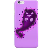 Lavender Town Ghost iPhone Case/Skin