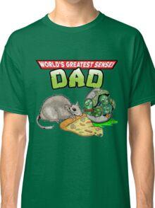 World's Greatest Sensei Dad Classic T-Shirt
