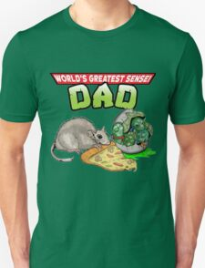 World's Greatest Sensei Dad T-Shirt