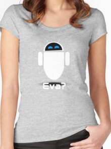 Evadroid Women's Fitted Scoop T-Shirt