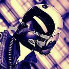 Top Gun Pilot by compoundeye