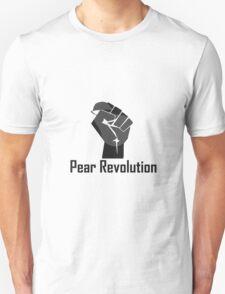 Pear Revolution Logo Unisex T-Shirt