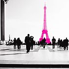 la vie en Rose à Paris by faithie