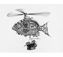 Weebits Flying Fish Excursion Photographic Print