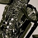 Saxaphone (2) by Lou Wilson