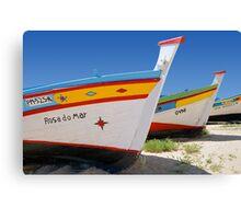 Rosa do Mar Canvas Print