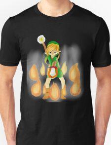 Bombos Medallion-- Blond T-Shirt