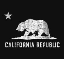 VIntage California Republic Kids Tee