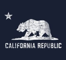 VIntage California Republic Baby Tee