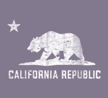 VIntage California Republic Kids Tee