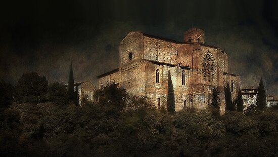 Basilica di San Domenico by Jan Pudney