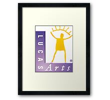 LucasArts Framed Print