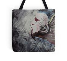 dark scream  Tote Bag