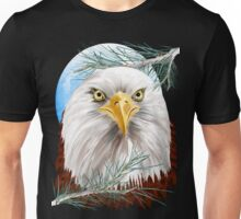 Eagle In The Pines Unisex T-Shirt