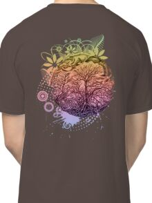 Brunches of trees Classic T-Shirt