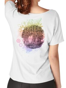 Trees near river Women's Relaxed Fit T-Shirt