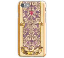"""Clow card """"The Illusion"""" iPhone Case/Skin"""