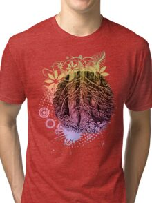 Family of trees Tri-blend T-Shirt