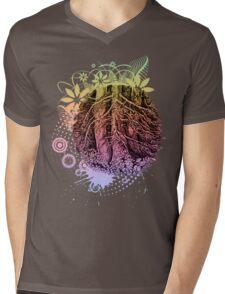 Family of trees Mens V-Neck T-Shirt