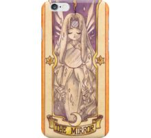 "Clow card ""The Mirror"" iPhone Case/Skin"