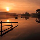 Knapps Loch Sunrise by Grant Glendinning
