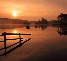 Knapps Loch Sunrise by Grant Glendinning