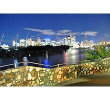 Brisbane City - Cityscape Photographic Print
